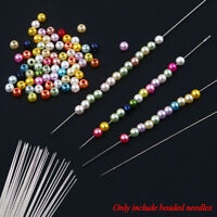 Beading Needles beads Threading String Tambour/Jewelry Bracelet Necklace JNJBHB