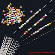 Beading Needles beads Threading String Tambour/Jewelry Bracelet Necklace Sales