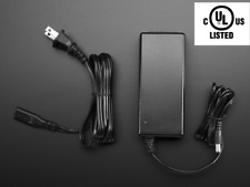 UL Listed 12V 5A  AC/DC Power Adapter for Synology DiskStation DS220j 2-Bay NAS