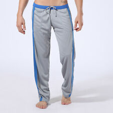 sleep bottoms men sexy yoga pants soft comfort Relaxed Home trousers mens pants