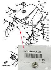 Yamaha RD500 Fuel Tank Mounting Bolt Lock Nut RZ500 RZV500R RD500LC  95780-06500