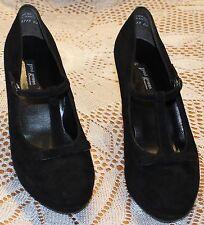 schwarze High Heels von Paul Green