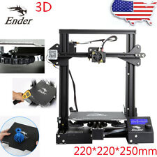 Creality 3D Ender-3 Pro High Precision 3D Printer Kit Resume Print 220*220*250mm