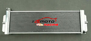 "24""x8""x2.5"" Air to Water Intercooler Aluminum Heat Exchanger Radiator universal"