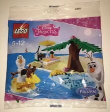 DISNEY PRINCESS FROZEN LEGO SET No. 30397 AGE 5-12 OLAF SUMMER ISLAND