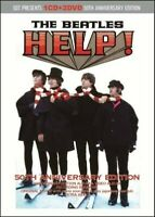 THE BEATLES / HELP! :50th ANNIVERSARY EDITION Collector's  Press 1xCD+2×DVD