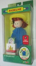 "1996 Eden Madeline Doll Fao Schwarz Exclusive 8"" w/shopping bag, Mib"