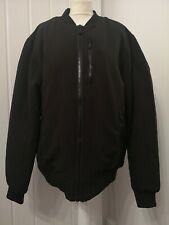 Mens Firetrap Bomber Jacket black XL New without tags