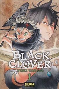 Black Clover 1 by Tabata, Yuuki Book The Cheap Fast Free Post