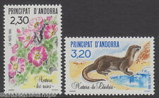 ANDORRA - 1990 Nature Protection (2v*) - UM / MNH