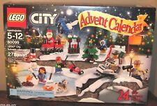 Lego City Christmas 2015 Advent Calendar Santa Tree 60099 NEW SHIPS FAST!