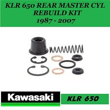 Kawasaki KLR 650  1987 - 2007 REAR MASTER CYLINDER SEAL KIT 18-1007