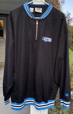 Vintage NBA Orlando Magic Warm Up Jacket pullover 1/4 zip sweater 2XL