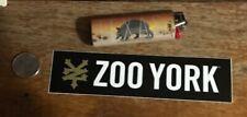 Zoo York Sticker 100% Official Skate Buy 2 Get 1 Free Vision Supreme Blind Santa