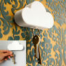 Keychains Key Hanger Shape Home Magnetic Decoration Holder Cloud Wall 1PC Lovely