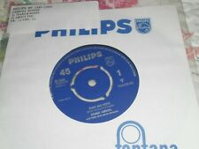 """Ronnie Carroll Tears And Roses b/w About You 7"""" Single 1964 Philips BF 1343"""