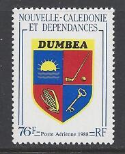 NEW CALEDONIA - C214 - MNH - 1988 - ARMS OF DUMBEA
