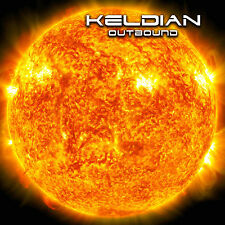 KELDIAN - Outbound [CD New] Pink Floyd, Nightwish, Sonata Arctica STYLE