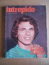 INTREPIDO n°3 1975 Antonio La Palma Napoli Jean Robic  [G549]