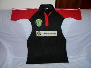 LAST MAN STANDS CRICKET POLO SHIRT JERSEY SIZE MEDIUM
