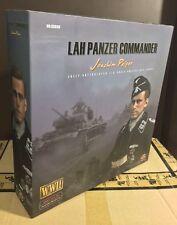 1:6 SOLDIER STORY SS050 LAH PANZER COMMANDER JOACHIM PEIPER WWII FIGURE