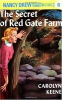 The Secret of Red Gate Farm (Nancy Drew Mystery Stories, Book 6) by Carolyn Keen