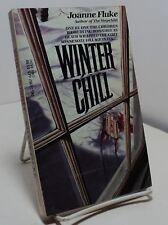 Winter Chill by Joanne Fluke - First edition - 1984