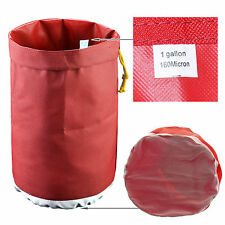 4 x filtration 1 gallon de vin de glace bulle sac d'extraction à base de plantes Kit Presse mat