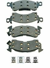 Chevrolet Nova Blazer Camaro Front Disc Brake Pads Full Set PF728AM