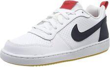 Nike Big Boy's Court Borough Low (GS) Sneakers