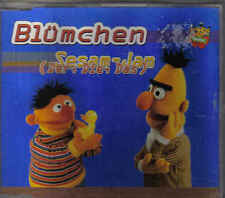 Blumchen-Sesam Jam cd maxi single