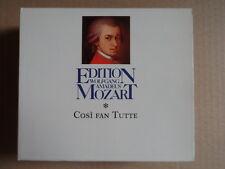 Mozart-Cosi Fan Tutte-Levine-Kanawa, Murray, Hampson..3er DGG CD Box