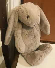 Jellycat Bunny Rabbit Bashful Tan Plush Stuffed