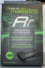iDatalink Maestro Rr Ads-Mrr Radio Replacement & Steering Wheel Interface