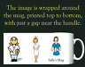 World's Best Nurse - Personalised Mug / Cup