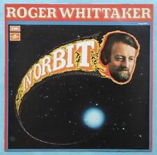 ROGER WHITTAKER ~ IN ORBIT ~ 1974 UK 10-TRACK LP RECORD ~ COLUMBIA SCX 6566