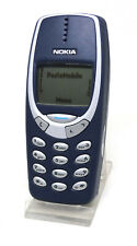 Nokia 3310 Blue New SWAP Original Unlcoked Fully working RARE