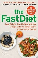 The Fast Diet Book by Michael Mosley Fastdiet On Fasting Weight Loss Hardcover