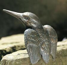 Bronzefigur Eisvogel H15cm Rottenecker Bronze Vogel Vögel Dekoration Figur