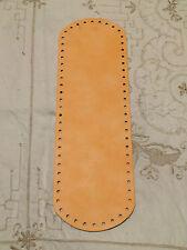 Fondi borse borsa in pelle mis. 12 x 36  Giallino