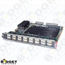 Cisco Systems Catalyst 6500 16PT Module - WS-X6516-GBIC