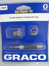 Graco Airless Paint Spray Gun Repair Kit 218070 Graco Contractor Gun Repair Kit