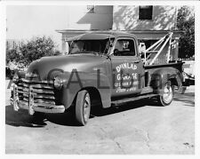 1949 Chevrolet Model 3100 Pickup Truck, Tow, Farm, Factory Photo (Ref. # 32584)