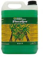 GHE FloraGro 10 Liter Wuchs Dünger Grow 10L Hydro, Erde indoor Flora Gro