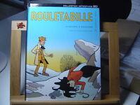 ROULETABILLE T5 2001 TBE/TTBE LA MACHINE A ASSASSINER SOLEIL