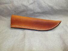 Custom Leather Knife Sheath for Fixed Blade Knife 1015