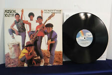 Musical Youth, The Youth Of Today, MCA Records MCA 5389,1982, Insert, Reggae Pop