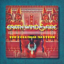 Earth, Wind & Fire – The Columbia Masters BOX 16xCD 2011 NEU SEALED