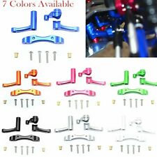Aluminum Alloy Steering Assembly Upgrade Parts For LOSI 1/10 BAJA REY / ROCK REY