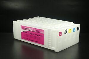 Kompatibles Patronenset für EPSON  T6941 T6942 T6943 T6944 T6945 f. SC-T3000 500